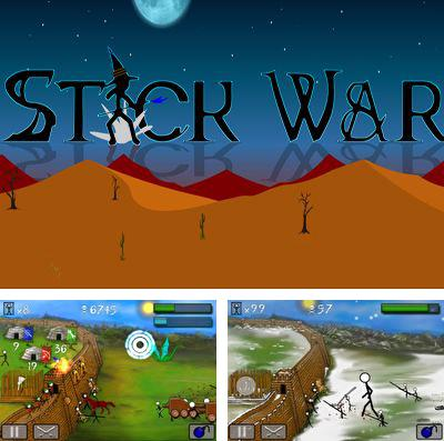 In addition to the game Cham Cham: Unlimited for iPhone, iPad or iPod, you can also download Stick wars for free.