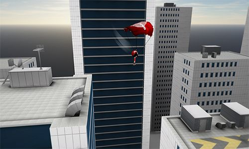 Free Stickman basejumper 2 download for iPhone, iPad and iPod.