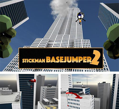 In addition to the game Snail Bob for iPhone, iPad or iPod, you can also download Stickman basejumper 2 for free.