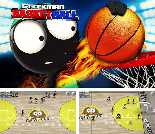 In addition to the game Fury survivor: Pixel Z for iPhone, iPad or iPod, you can also download Stickman basketball for free.
