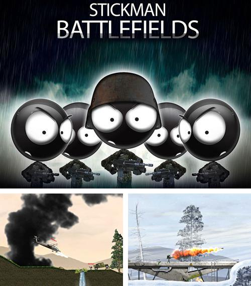 In addition to the game Toad rider for iPhone, iPad or iPod, you can also download Stickman: Battlefields for free.