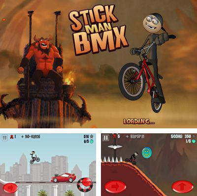 In addition to the game Godus for iPhone, iPad or iPod, you can also download Stickman BMX for free.