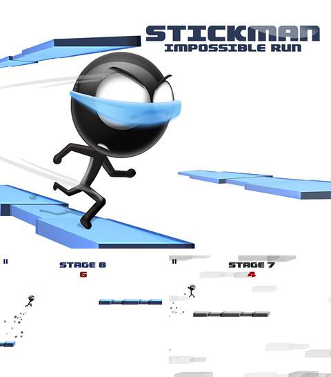 In addition to the game Charlie in trouble: Returning home for iPhone, iPad or iPod, you can also download Stickman: Impossible run for free.