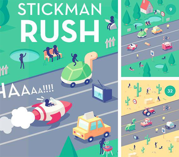 In addition to the game World Of Aircraft for iPhone, iPad or iPod, you can also download Stickman rush for free.