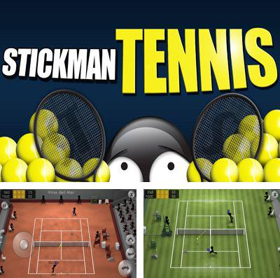 In addition to the game Sheep Up! for iPhone, iPad or iPod, you can also download Stickman Tennis for free.