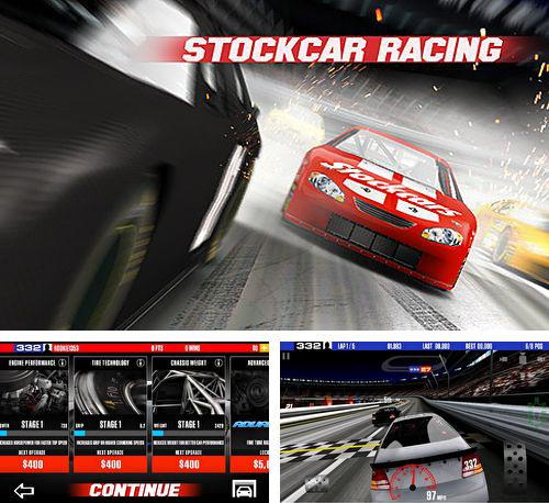 In addition to the game Ghost pop! for iPhone, iPad or iPod, you can also download Stock car racing for free.