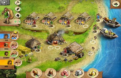Kostenloser Download von Stone Age: The Board Game für iPhone, iPad und iPod.
