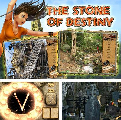 In addition to the game Trainz Simulator for iPhone, iPad or iPod, you can also download Stone of Destiny for free.