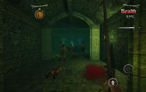 Capturas de pantalla del juego Stone of souls 2 para iPhone, iPad o iPod.