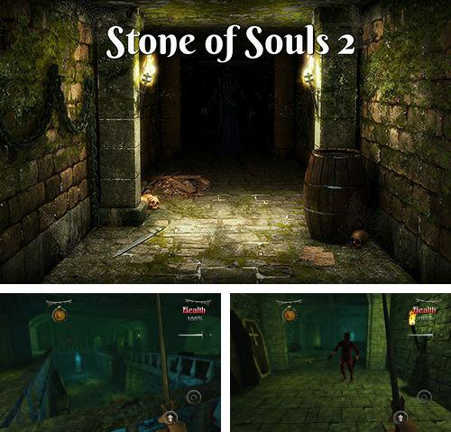 In addition to the game Bumbee for iPhone, iPad or iPod, you can also download Stone of souls 2 for free.