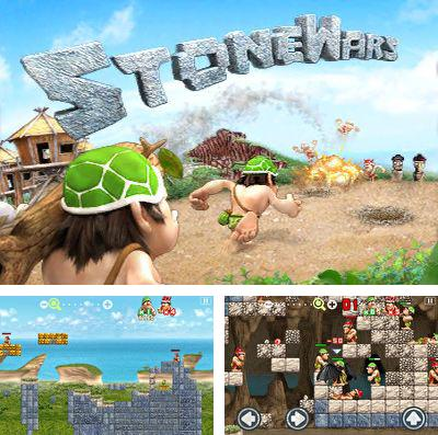 In addition to the game Flaming core for iPhone, iPad or iPod, you can also download Stone Wars for free.