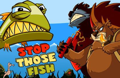 Download Stop Those Fish iPhone free game.