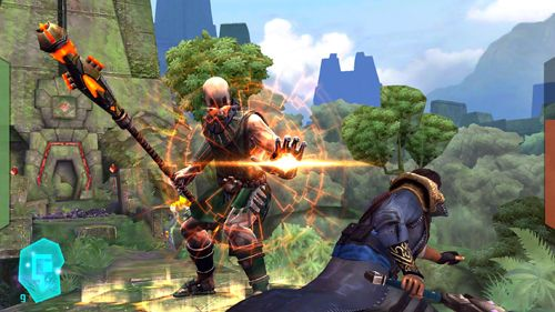 Download Storm blades iPhone free game.