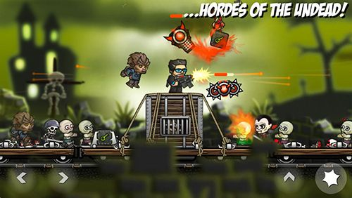 Descarga gratuita de Storm the train para iPhone, iPad y iPod.