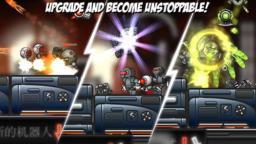 Écrans du jeu Storm the train pour iPhone, iPad ou iPod.