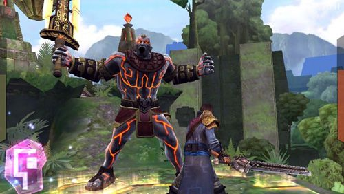 Screenshots do jogo Stormblades para iPhone, iPad ou iPod.