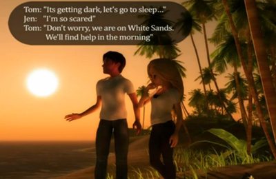 Скачать Stranded: Escape White Sands на iPhone бесплатно