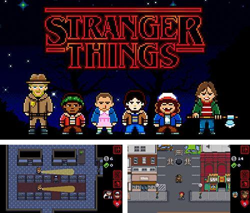 In addition to the game ATV Madness for iPhone, iPad or iPod, you can also download Stranger things: The game for free.