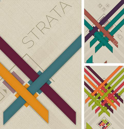 In addition to the game Alice trapped in Wonderland for iPhone, iPad or iPod, you can also download Strata for free.