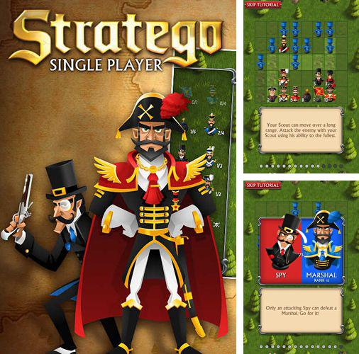 In addition to the game Nobodies for iPhone, iPad or iPod, you can also download Stratego: Single player for free.