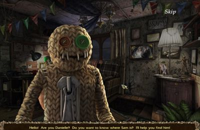 Écrans du jeu Stray Souls: Dollhouse Story pour iPhone, iPad ou iPod.