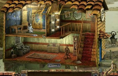 Screenshots of the Stray Souls: Dollhouse Story game for iPhone, iPad or iPod.