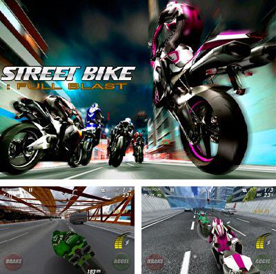 In addition to the game Downhill supreme 2 for iPhone, iPad or iPod, you can also download Streetbike. Full blast for free.