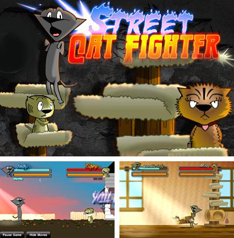 Kostenloses iPhone-Game Street Cat Fighter See herunterladen.