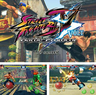 In addition to the game Happy Dinos for iPhone, iPad or iPod, you can also download Street Fighter 4 for free.