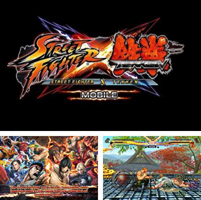 In addition to the game Infinity Blade for iPhone, iPad or iPod, you can also download STREET FIGHTER X TEKKEN MOBILE for free.