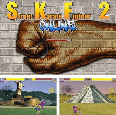 In addition to the game Smash hit for iPhone, iPad or iPod, you can also download Street Karate Fighter 2 Online for free.