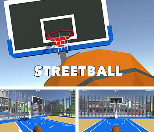 In addition to the game Wild West 3D Rollercoaster Rush for iPhone, iPad or iPod, you can also download Streetball game for free.
