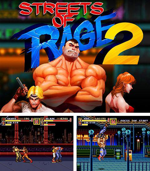 In addition to the game Whacksy Taxi for iPhone, iPad or iPod, you can also download Streets of rage 2 for free.