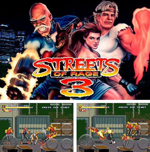 In addition to the game Stick Hero for iPhone, iPad or iPod, you can also download Streets of Rage 3 for free.