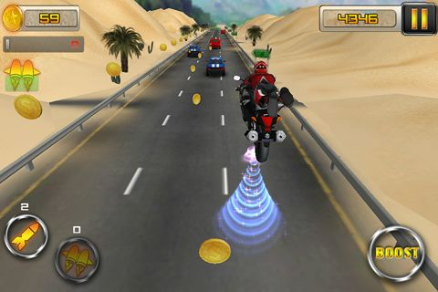 Screenshots of the Stunt 2: Race game for iPhone, iPad or iPod.