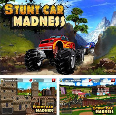 In addition to the game Type: Rider for iPhone, iPad or iPod, you can also download Stunt Car Madness for free.