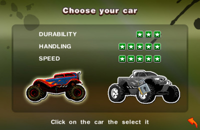 Download Stunt Car Racing 99 Tracks iPhone free game.