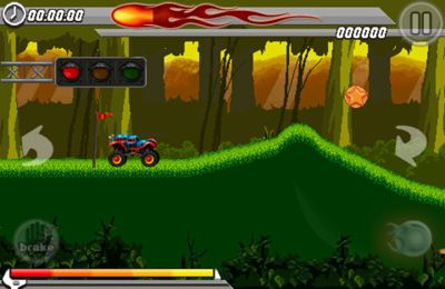 Игра Stunt Car Racing 99 Tracks для iPhone
