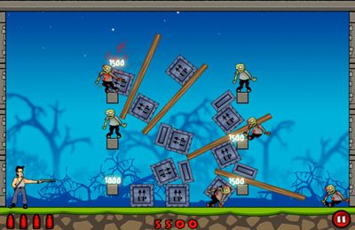 Descarga gratuita de Stupid Zombies para iPhone, iPad y iPod.