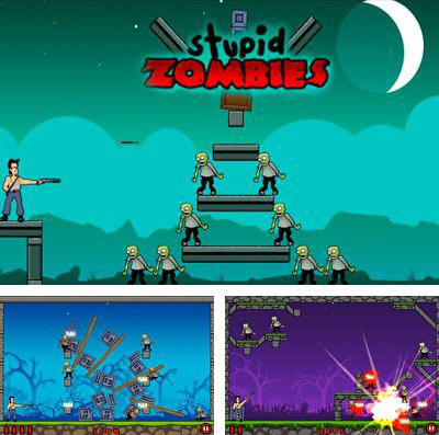 In addition to the game The 2048 for iPhone, iPad or iPod, you can also download Stupid Zombies for free.