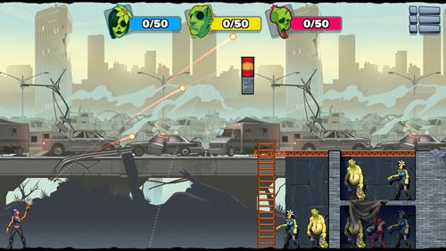 Free Stupid zombies 3 download for iPhone, iPad and iPod.