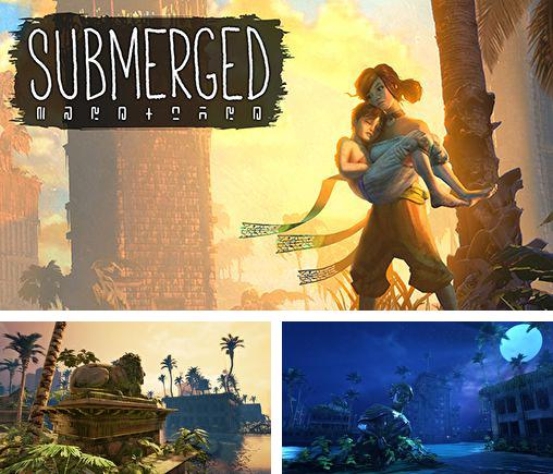In addition to the game Space simulator for iPhone, iPad or iPod, you can also download Submerged for free.