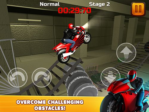 Free Subway moto escape download for iPhone, iPad and iPod.