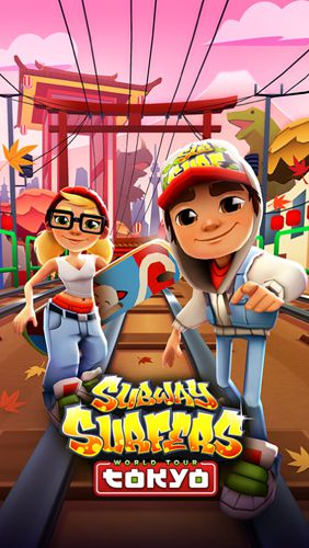 Subway surfers: Tokio