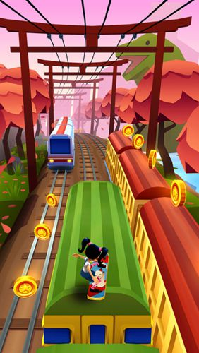Free Subway surfers: Tokio download for iPhone, iPad and iPod.
