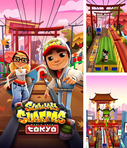 In addition to the game Escape from Age of Monsters for iPhone, iPad or iPod, you can also download Subway surfers: Tokio for free.