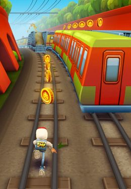 Скачати гру Subway Surfers для iPad.