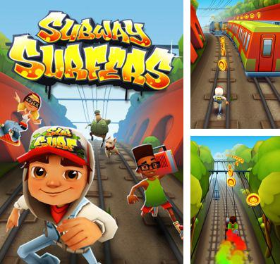 In addition to the game Pix'n love rush for iPhone, iPad or iPod, you can also download Subway Surfers for free.