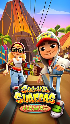 Subway surfers: Hawaii