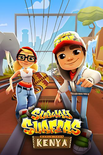 Subway surfers: Kenya